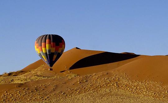 سایت گردشگری هوایی استان یزد